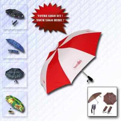 Parapluie téléscopique
