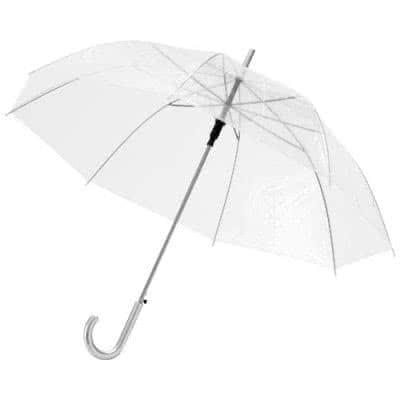 Parapluie automatique transparent 23