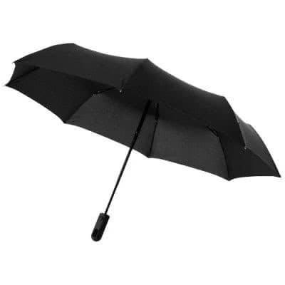 """Parapluie 3 sections ouverture/fermeture automatique 21.5"""" Traveler"""